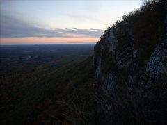 Rock Climbing Photo: Another Gunks Sunset!
