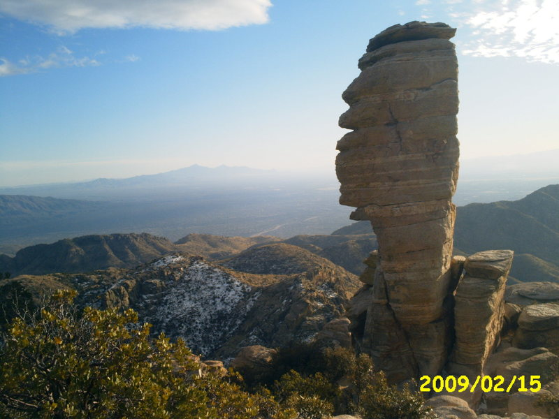 Hitchcock Pinnacle