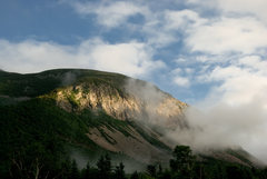 Rock Climbing Photo: canon in the summer