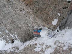 Rock Climbing Photo: Mt. Evans summit