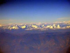 Rock Climbing Photo: Nevado's Santa Cruz, Quitaraju, Alpamayo, Artesonr...