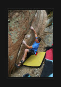 Rock Climbing Photo: Jesse B.