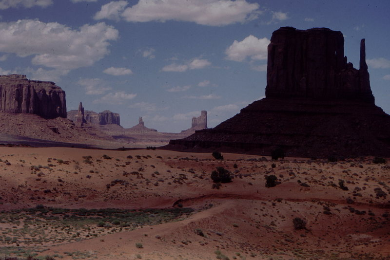 Monument Valley, Arizona, photo: Bob Horan