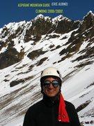 Rock Climbing Photo: ecuador climbing