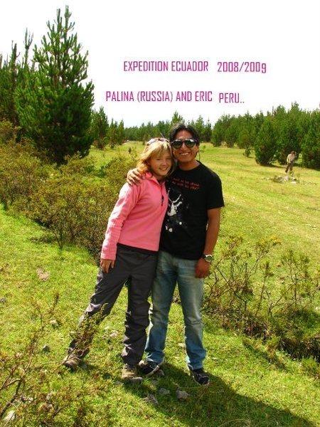 Ecuador 2009 expedition