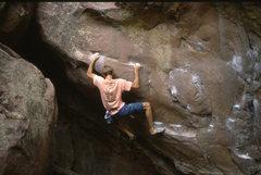 Rock Climbing Photo: The Condor in Eldo Canyon