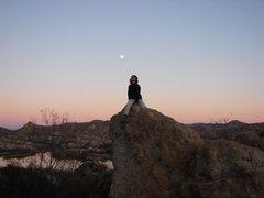 Rock Climbing Photo: What a beautiful spot