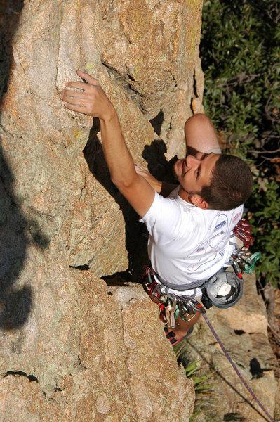 Rock Climbing Photo: Cameo