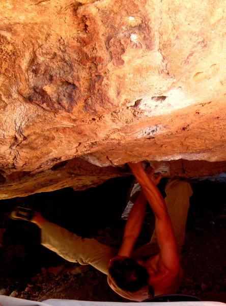 Rock Climbing Photo: Ultramega