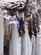 Rock Climbing Photo: Early season.