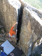 Rock Climbing Photo: Arete!