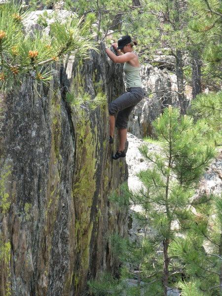 Bouldering<br>