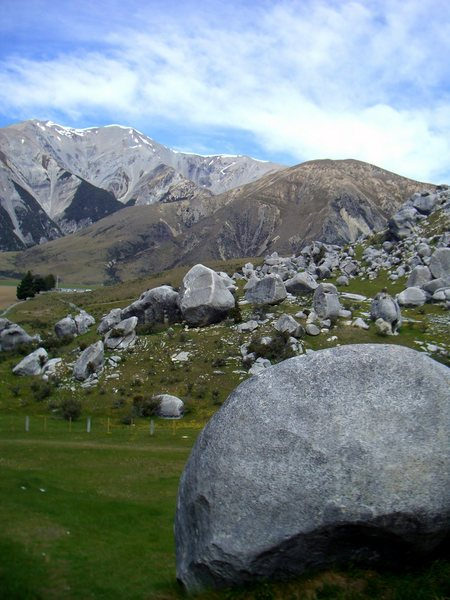 Rock Climbing Photo: Castle Hill