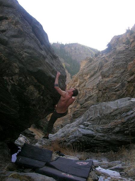 Rock Climbing Photo: Prarie Dog.
