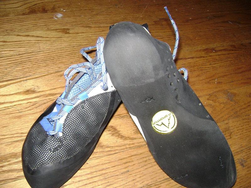 shoe again