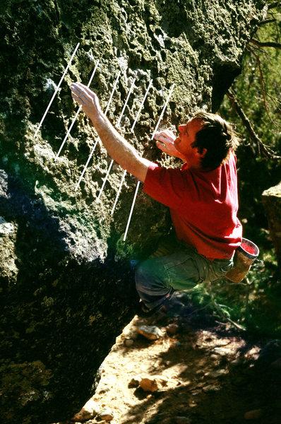 problem near nascar boulder