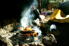 Rock Climbing Photo: wake up, nice camping close by.