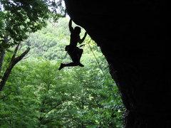Rock Climbing Photo: Flash