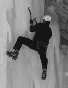 Rock Climbing Photo: work it baby, work it..   cropped from a photo by ...