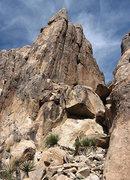 Rock Climbing Photo: A random tower on Queen Mountain. Photo by Blitzo.