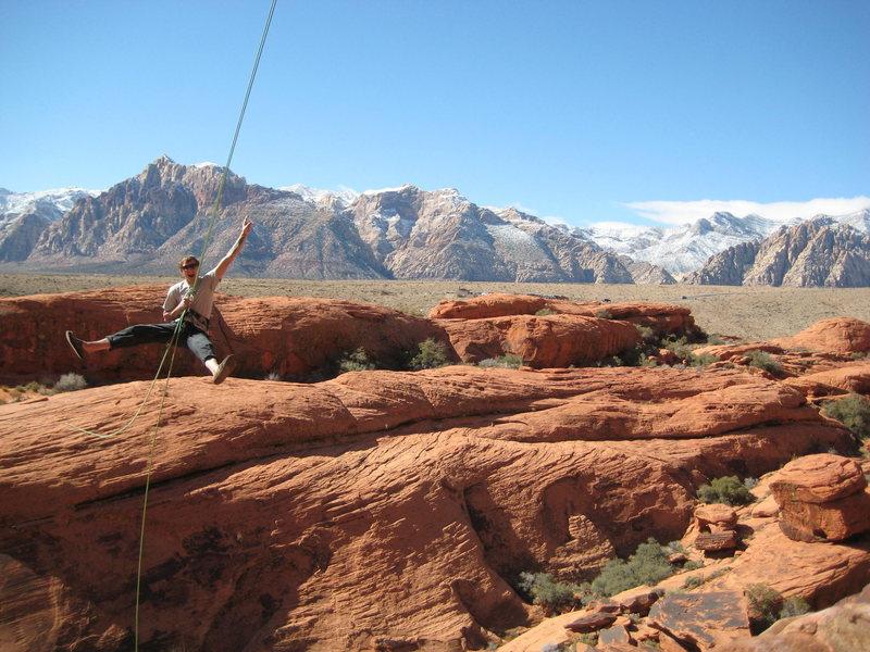 Rock Climbing Photo: good times.