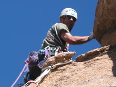 "Rock Climbing Photo: ""Trad Gear"""
