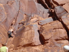 Rock Climbing Photo: Aaron