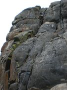 Rock Climbing Photo: Strawberry Crack