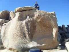 Rock Climbing Photo: Hot n Juicy