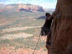 Rock Climbing Photo: the mace