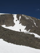 Rock Climbing Photo: Amir Erez on Direct East Ridge, Cerro Rincon, Cord...