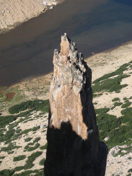 Rock Climbing Photo: Aguja M2