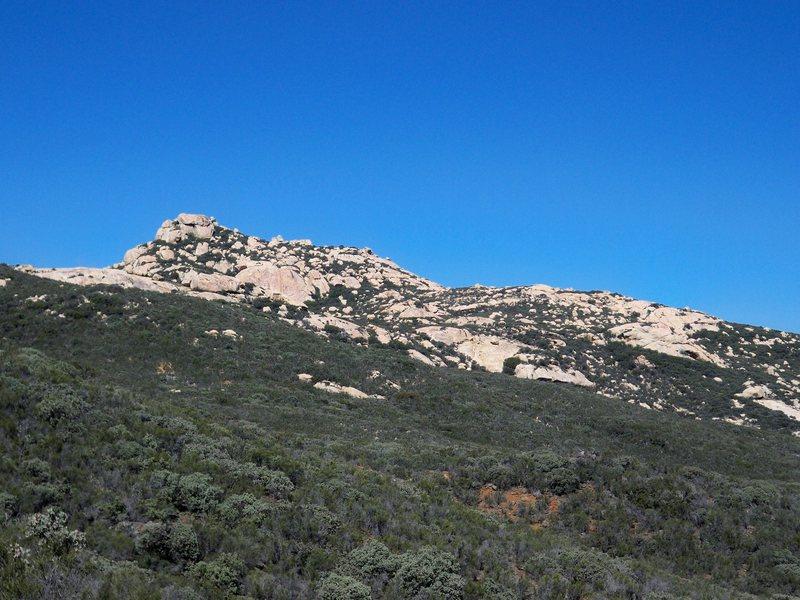 Rock Climbing Photo: Lawson Peak