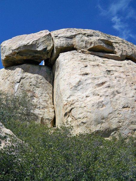 Summit Crack, Lawson Peak