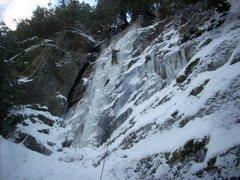 Rock Climbing Photo: Hot Shot Climbing