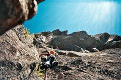 Rock Climbing Photo: Cool Pic! ADK