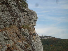 Rock Climbing Photo: Climbers on High e...