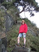 Rock Climbing Photo: THE MAN THE MYTH THE LEGEND  PAUL HUMPHREY