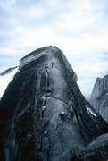 Rock Climbing Photo: Pigeon Spire.  1997?