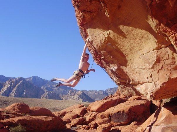 Rock Climbing Photo: poseidon adventure