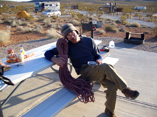 Happy Couple at Red Rocks.<br> <br> Photo by Tracy.