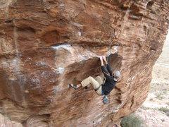 Rock Climbing Photo: Start of NWH