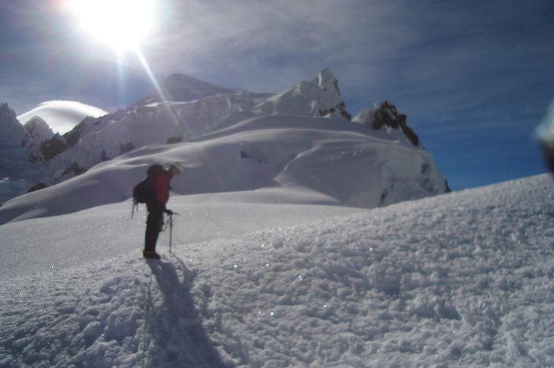 Rock Climbing Photo: Start of the ridge