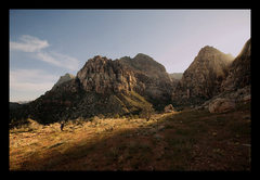 Rock Climbing Photo: Throes of another fine day in the light and on the...