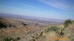 Rock Climbing Photo: Looking at LC