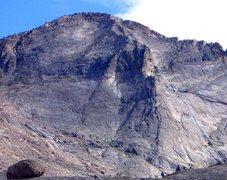 Rock Climbing Photo: Pagoda's NF. 9/2007