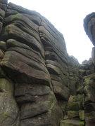 Rock Climbing Photo: Heaven Crack