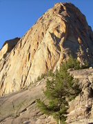 Rock Climbing Photo: Lovely evening light