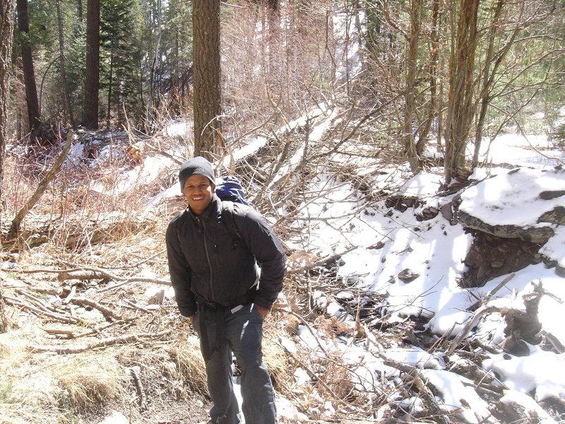 Rock Climbing Photo: Alex Elkins, Boulderer turned Sport Climber
