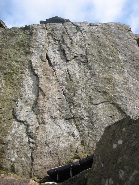 Rock Climbing Photo: Toy